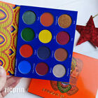 9 Color Afrique Eye Shadow Palette Shimmer Matte Pigment Cosmetics Makeup Gift