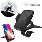 Universal 360° Rotating Car Mount Cell Phone Holder Stand Dashboard For iPhone