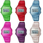 Men Women Classic Digital Sport Watch Fashion Retro Stainless Steel Wristwatch  image