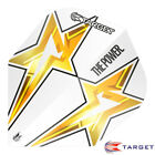 12 TARGET Dart Flights Dartflights Standard No6 Phil Taylor The Power 100 my
