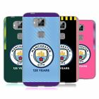 MANCHESTER CITY MAN CITY FC 2019/20 BADGE KIT SOFT GEL CASE FOR HUAWEI PHONES 2