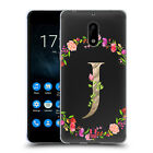 HEAD CASE DESIGNS DECORATIVE INITIALS GEL CASE FOR NOKIA PHONES 1