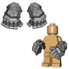 Custom POWER FISTS Hand Weapon for Lego Minifigures -Steampunk Fantasy