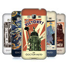 OFFICIAL DOCTOR WHO CLASSIC GLITCH POSTERS GEL CASE FOR SAMSUNG PHONES 3 $13.95 USD on eBay