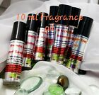 10 ML Men Roll on Body/Fragrance Oils - Choose 4 for $12.00 $12.0 USD on eBay