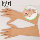 Realistic Silicone Female Gloves For Man Femini Female Hand Crossdresser Dress