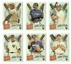 Ginter Greats Insert Complete Your Set 2019 Allen & Ginter You U Pick Choice