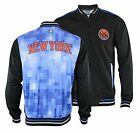 Zipway NBA Men's New York Knicks Full Zip Pixel Jacket on eBay