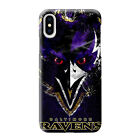 BALTIMORE RAVENS iPhone 4S 5 5S SE 5C 6 6S 7 8 Plus X XS Max XR 3D Phone Case 2 $16.99 USD on eBay