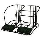 Universal Black Wire Airpot Rack Coffee Server Display Stand 2-6 Stations