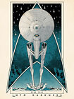 Star Trek Into the Darkness  Poster  A5..A4..A3..A2.. OPTIONS on eBay