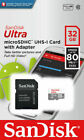 Sandisk micro sd card 16gb 32gb 64gb 128gb class 10 flash sdhc microsd wholesale