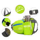 Sport Belt Waist Pack Pouch Water Bottle Holder Bag for Running Cycling Hiking image