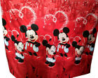 Mickey Mouse Red Cotton Bedding Set Duvet Cover Quilt Cover Pillowcase XMAS Soft