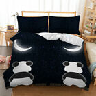 Mickey Mouse Soft Cotton Red Bedding Set Duvet Cover/Quilt Cover Pillowcase XMAS image