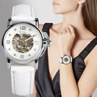 Women's Watch Automatic Mechanical Watch Ladies Skeletons Wristwatch Hollow Out image