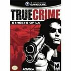 True Crime Streets of LA - Nintendo Gamecube Game Authentic