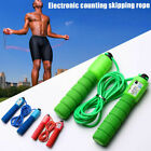 Jump Ropes with Counter Sports Fitness Adjustable Fast Speed image