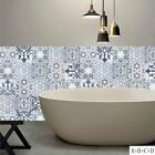 Arabian Style Tile Stickers Waterproof Sticker Self-adhesive Home Decoration Ru