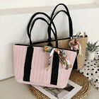 Women Straw Bag Retro Rattan Handbag Woven Summer Beach Shoulder Bags Tote Bag