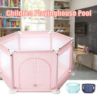 Kyпить 6 Sided Baby Playpen Playinghouse Interactive Kid Toddler Room With Safety Gate на еВаy.соm