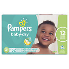 Pampers Baby-Dry Diapers Size 5