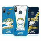 OFFICIAL NFL 2019/20 LOS ANGELES CHARGERS SOFT GEL CASE FOR HTC PHONES 1
