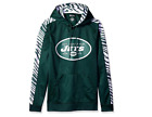 Zubaz Men's NFL New York Jets Pullover Hoodie With Zebra Accents $39.99 USD on eBay