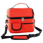 Insulated Lunch Bag For Women Men Kids Cooler Tote Food Lunch Box Waterproof US