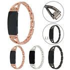 For Fitbit Inspire/Inspire HR Sport Stainless Steel Bracelet Metal Strap Band image