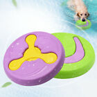 Large Dogs Flying Discs Indestructible Aggressive Chew Toys Floating Fetch Toys