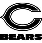 Chicago Bears White Vinyl Decal Car/SUV/Truck Various Sizes $9.95 USD on eBay