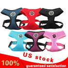 Lightweight Dog Harness Adjustable Mesh Pet Control Harness Soft Dog Vest Collar