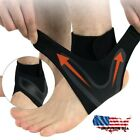 Ankle Support Adjustable Ankle Brace Breathable Ankle Sleeve for Men Women USA