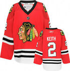 Reebok NHL Youth Duncan Keith 2 Chicago Blackhawks Jersey Red