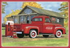AMT 1/25 1953 Ford F-100 Pickup Coca Cola $54.99  on eBay