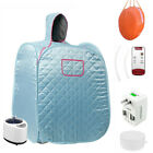 2L Personal Portable Therapeutic Steam Sauna SPA Weight Loss Reduce Stress