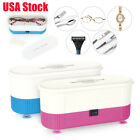 Ultrasonic Mini Necklaces Earrings Jewelry Cleaners Jewelry Cleaning Tool