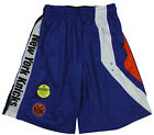 Zipwat NBA Basketball Men's New York Knicks Chaz Shorts - Blue on eBay