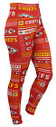 Zubaz NFL Kansas City Chiefs Women's Team Column Leggings $29.99 USD on eBay