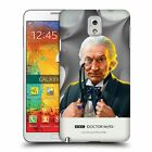 OFFICIAL DOCTOR WHO SOLO PORTRAITS HARD BACK CASE FOR SAMSUNG PHONES 2