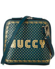 Gucci-Guccy-Mini-Leather-Shoulder-Bag-Blue-Womens
