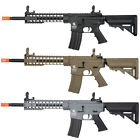 """Lancer Tactical Gen2 M4 10"""" KeyMod RIS Airsoft Rifle w/ Battery & Charger LT-19"""