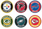 Fanmats NFL Roundel Mat Round Area Rugs - Choose Team $28.9 USD on eBay