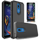 For LG K40 Solo 4G LTE Xpression Plus 2 Rugged Phone Case Cover/Screen Protector
