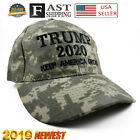MAGA Hat KAG Red President Donald Trump Make America Great Again Cap Embroidered