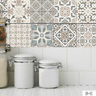 Kitchen Tile Stickers Bathroom Mosaic Sticker Self-adhesive Home Room Wall Decor