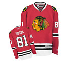 Reebok NHL Youth Chicago Blackhawks Marián Hossa #10 Premier Home Jersey $29.99 USD on eBay