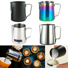 Stainless Steel Milk Frothing Jug Latte Jug Coffee Cappuccino Pitcher with Scale