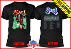GHOST Band T-Shirt Tour Ultimate Tour Named Death For 2019 Black Unisex S-6XL image
